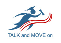 Quiénes somos: Talk and move on