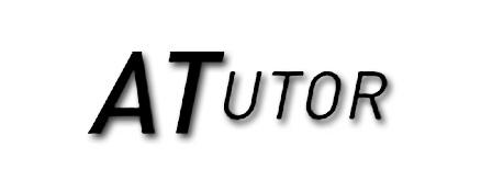 Logotipo ATutor